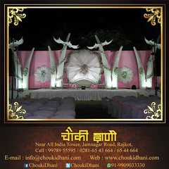 Wedding Ceremony | Decoration Theme | Marriage Theme (ChoukiDhani) Tags: wedding ceremony decoration traditional arrangement resort motel hotel restaurant event function marriage hall theme
