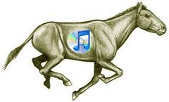 iTunes Trojan Horse