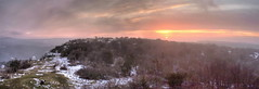 Mangup 2006 :: Sunset (hyzhak) Tags: travel sunset sun ny nature clouds pano 2006 hdri mangup