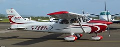 Oscar Romo Victor (Maxime C-M ) Tags: tarmac airplane cessna roulage tfff 172sp