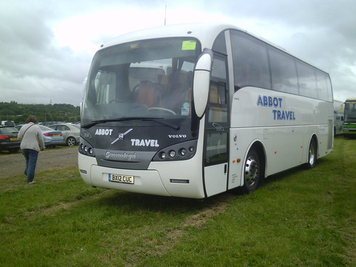 Volvo Sunsundegui - BX12CUC - Abbot Travel