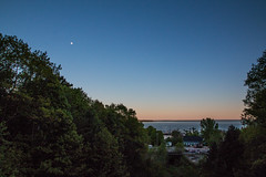 IMG_6802 (Noizeemama) Tags: sunset lake wisconsin wideangle lakesuperior bayfieldwi 20150530