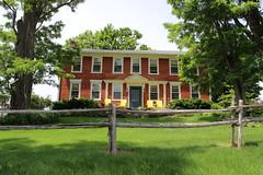 Nice Old House (pegase1972) Tags: usa house fence us vermont unitedstates newengland maison vt tatsunis
