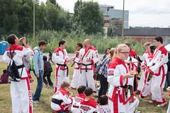 DC0_1329 (Eisbier) Tags: sport alaska training demo nikon do martial arts martialarts taekwondo anchorage tae tkd kwon champ blackbelt champmartialarts