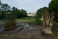 FdJ2 (Lepantho) Tags: germany deutschland ddr stalinallee lostplace henselmann fdjjugendhochschule fujixe1 fujixf16mm14