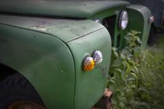 Land Rover_0825-1 (Lotsoh) Tags: detail closeup nikon offroad landrover classiccars sbs defender d600 geländewagen outofforder