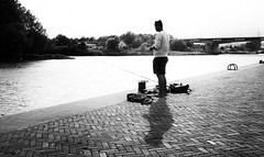 visser_rijnkade (ton.schulten) Tags: arnhem visser fujifilm rijnkade fujix100s x100s