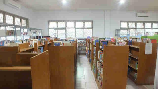Perpustakaan Daerah Kota Bogor