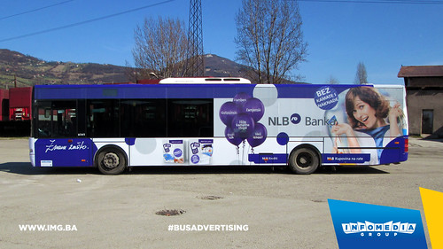 Info Media Group - NLB Tuzlanska banka, BUS Outdoor Advertising, 04-2015 (1)