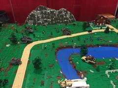 VA BrickFair 2015 Military G.I. Joe vs Cobra Battle (EDWW day_dae (esteemedhelga)) Tags: bricks minifigs minifigures edww daydae esteemedhelga militaryvabrickfair2015brickfairlegomocafol gijoevscobrabattle