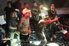 Chris Brown, Omarion, Tyga @ CLUB BLU Rotterdam