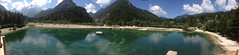 IMG_3194.jpg (0niRAM) Tags: panorama mountain lake alps lago outdoor alpi kranjskagora jesna