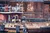 Detail--Marine Salvage (PAJ880) Tags: barge tug former moran restaurant anthonys pier 4 mystic river charlesrown boston ma harbor abandoned moored