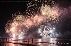 Ano Novo em Santos (Stefan Lambauer) Tags: anonovo newyear reveillon fogos fireworks gonzaga praia beach mar stefanlambauer sea 2017 brasil brazil santos sãopaulo br