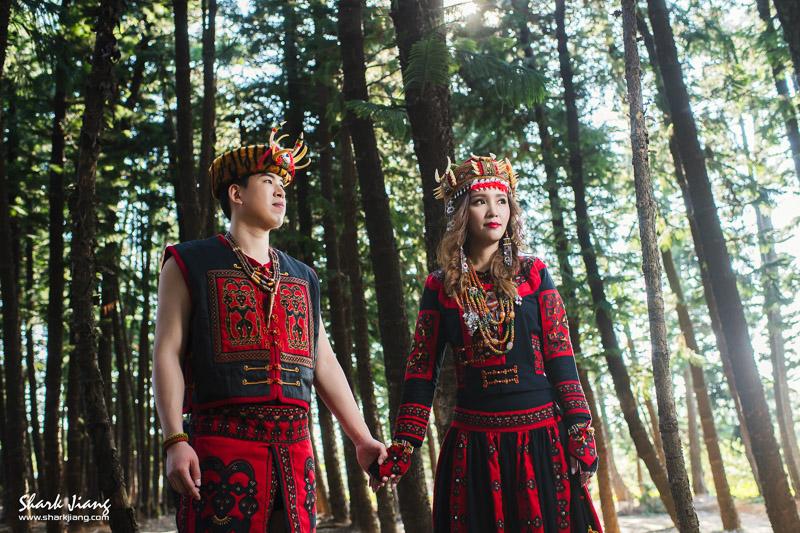 原住民婚紗,韓風婚紗,書店婚紗,羅展鵬工作室婚紗,自助婚紗