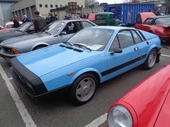 Lancia Montecarlo (911gt2rs) Tags: messe event show youngtimer beta coupe blau blue hellblau sportwagen worldcars