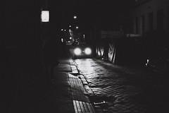 Budapest Noir (antaldaniel) Tags: budapest budapestonfilm ft2 nikkormat bw zwartwit agfa agfafilm apx400 night bwbudapest bwfp