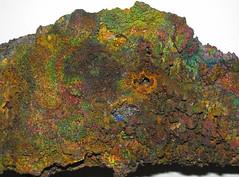 Turgite (Graves Mountain, Georgia, USA) 10 (James St. John) Tags: turgite iron oxide oxides mineral minerals graves mountain georgia hematite goethite