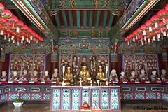 Vairocana Buddha Hall, Bulguksa, Gyeongju, South Korea (Sekitar) Tags: asia eastasia southkorea korea south vairocana buddha hall bulguksa gyeongju buddhist temple unesco earthasia