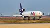 Federal Express McDonnell Douglas MD11F N612FE Bangalore (BLR/VOBL) (Aiel) Tags: federalexpress fedex mcdonnelldouglas md11 md11f n612fe cargo freighter trijet bangalore bengaluru canon60d tamron70300vc