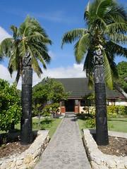 Local residence, Tonga!