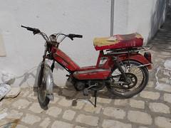 old mopedo.