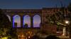 aqueduc saint clément montpellier (pixtoleros) Tags: aqueduc saint clément montpellier nuit night herault light lumiére