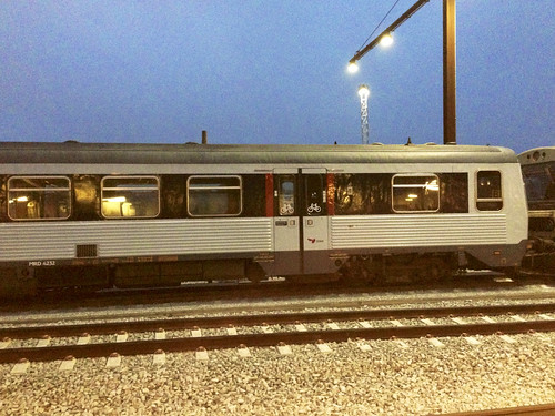 Train by night