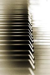 Untitled 199 (Takako Kitamura) Tags: piano lith sepia