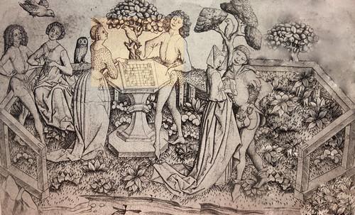 """Iconografía del medievo / Colección de alegorías y símbolos • <a style=""""font-size:0.8em;"""" href=""""http://www.flickr.com/photos/30735181@N00/32155332440/"""" target=""""_blank"""">View on Flickr</a>"""