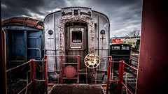 DSC02165 (jebster2000) Tags: train t vintage history museum railroad tracks hdr sonya7rii zeiss batis