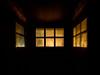 the light at the end of a dark corridor (wwnorm) Tags: corridor dark door hall hallway reflection reflections window windows picaday2017