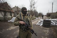 VLS_9150 copy (UNDP in Ukraine) Tags: donbas donetskregion easternukraine conflictaffectedarea commuities ukraine undpukraine mines security landmines
