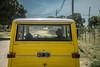 estanciera (todalacosa) Tags: todalacosa martinbertolami argentina estanciera ika yellow amarillo window dog car can ilce7 a7 sony