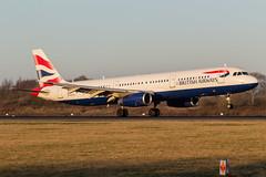 G-EUXJ British Airways Airbus A321-231 (v1images) Tags: v1images jason nicholls worldwide aviation photography uk united kingdom eu europe england egcc man manchester international ringway airport geuxj british airways airbus a321231 a321 ba baw