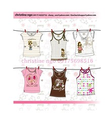 pf13 (thecherryshoppe's cute stuff) Tags: thecherryshoppe graphicartist designer artist kids clothings polymerclays handmade diy giveaways souvenirs