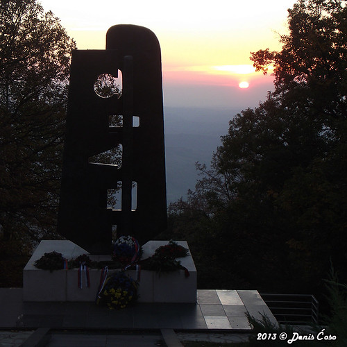 Monument to the Soviet war veterans