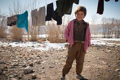 Orphans in Afghanistan