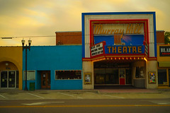Murray Hill Theatre (+Lonnie & Lou+) Tags: colors theater florida jacksonville