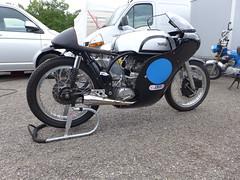Norton Manx M30 1960 350cc DOHC (Michel 67) Tags: classic vintage motorbike antigua antiguas moto motorcycle ancienne motocicleta motorrad cml vecchia motocicletta motocyclette clasica vecchie clasicas motociclette motociclete classik motocyklar motocicletti