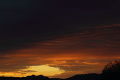 Sunrise 6 8 15 #03 (Az Skies Photography) Tags: morning red arizona sky orange cloud sun black june rio yellow skyline clouds sunrise canon skyscape eos rebel gold dawn golden salmon 8 az rico safe rise 2015 arizonasky skycsape 6815 riorico rioricoaz arizonasunrise t2i arizonaskyline daybrak canoneosrebelt2i eosrebelt2i arizonaskyscape 682015 june82015