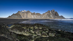 Spring In Iceland (Julien Ratel ( Jll Jnsson )) Tags: mountain beach nature canon iceland spring awakening may mai destination popular iconic wandering sland islande canon1022 vestrahorn stokksnes eos7d blueju38 julienratel julienratelphotography blueju destinationislande