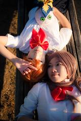SFU Summer Fest 2015 - 10 (guaiz2r) Tags: canada game anime vancouver 35mm canon eos video bc cosplay mimi 5d tri  ef sora digimon tachikawa  14l takenouchi tri
