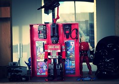 G1 Optimus Prime by BAPE (Transformers) (Solitude is preferred) Tags: red truck toys transformers rig trailer optimusprime bape g1optimusprime bapeoptimusprime