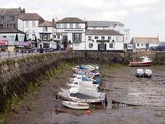 Tdes out at Falmouth  197 (saxonfenken) Tags: wall boats cornwall mud harbour jetty quay lowtide falmouth e30 1050 gamewinner challengewinner chainlocker pregamewinner 1050corn