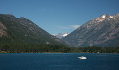 Lake Chelan beauty (jeff's pixels) Tags: summer lake beauty boat washington nikon lakechelan stehekin d610