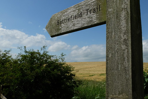 Flodden, Battlefield Trail