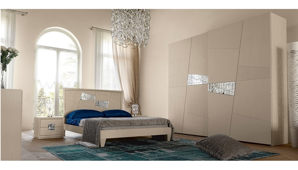 Camere da letto contemporaneo. Foto stile camere Lecce e provincia