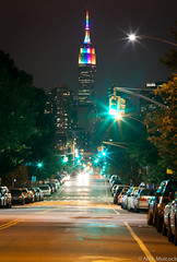 Rainbow Empire State Building - Road Ahead (Nick Mulcock) Tags: above new york city nyc newyorkcity gay party color love beautiful smile june loving lesbian fun happy freedom rainbow colorful cityscape state 26 mary free honor marriage pride kind clear celebration esb empire future transvestite trust present empirestatebuilding strength bisexual gaypride trans joyful past loved marry endearing forward joyous stance abovethecrowd lesbianpride joyfull lovingday 2015 pivotal forwardlooking pivitol pivital endeering june262015