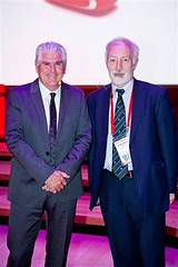 Paul McNamee AM & Prof Patrick McGorry